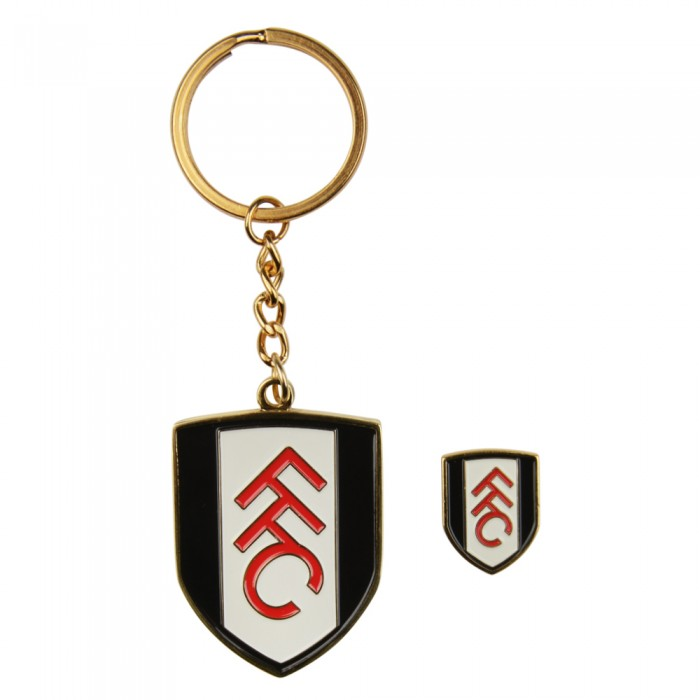 Crest and Keyring Badge Set