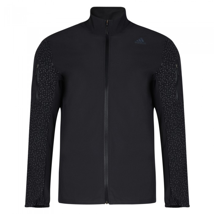 Supernova Full Zip Running Top