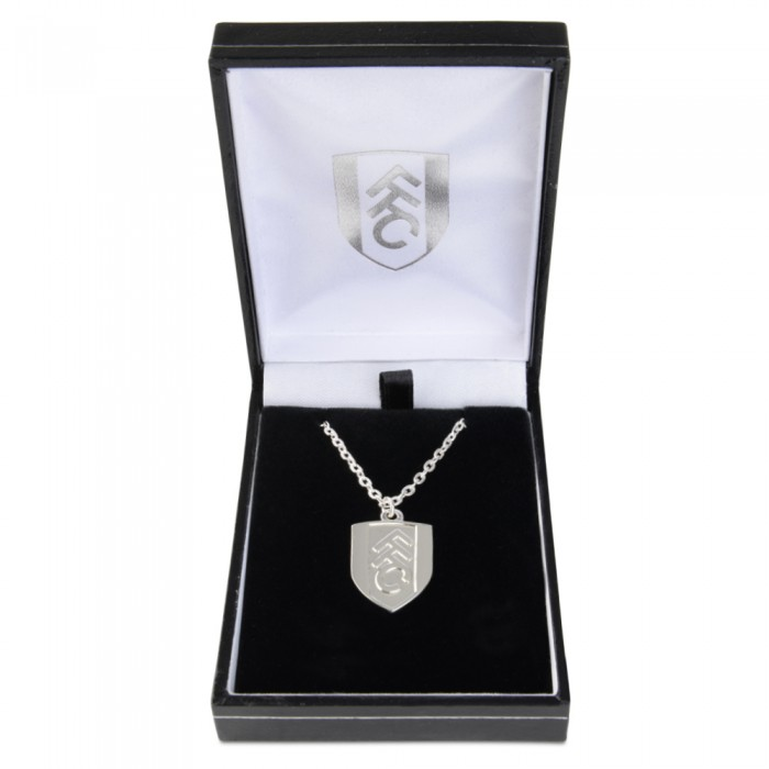 FFC Crest Pendant and Chain