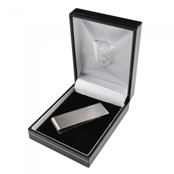 Crest Money Clip
