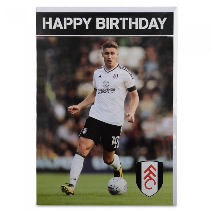 Happy Birthday Card (Tom Cairney)