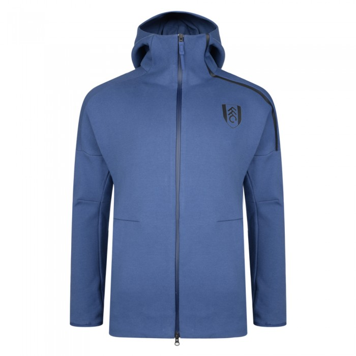 Fulham Football Club ZNE Hoody Indigo Blue