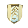 FFC Gold Pin Badge