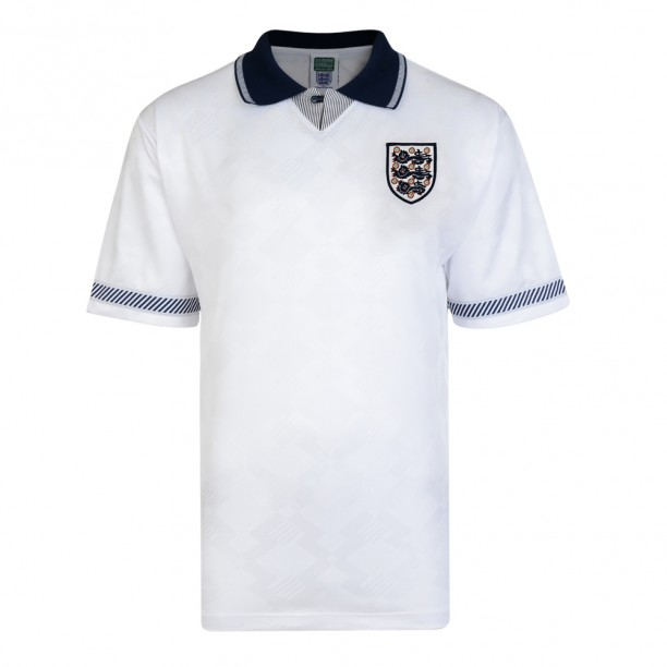 England 1990 World Cup Final Shirt