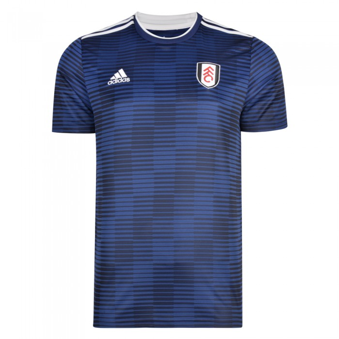 18/19 Fulham Football Club Away Shirt Junior