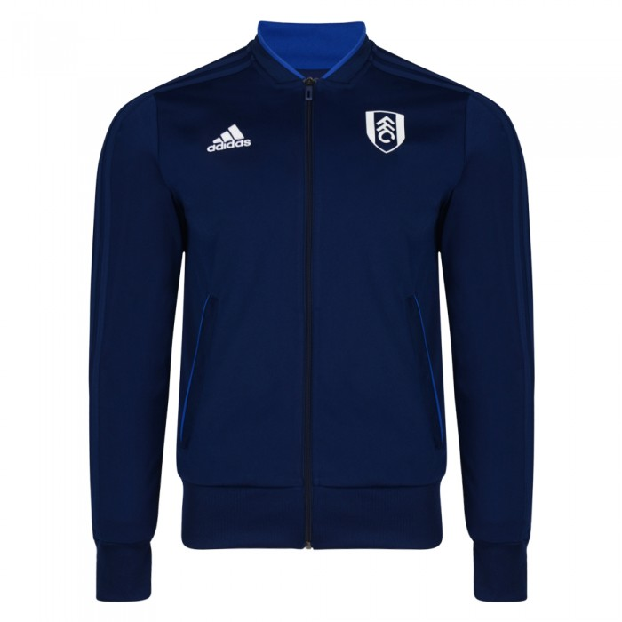 TW18 Fulham Football Club Mens PES Training Jacket