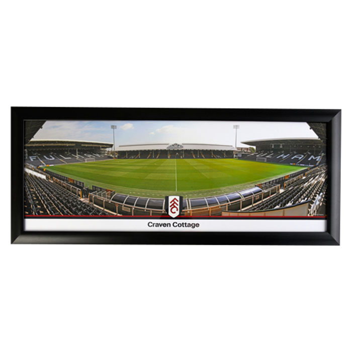 Fulham Framed Panoramic Picture 30 x 11