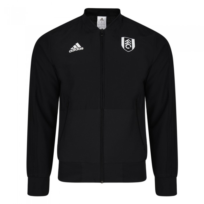 TW18 Fulham Football Club Mens Presentation Jacket
