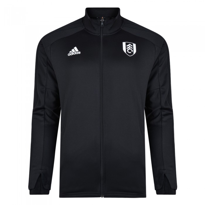 TW18 Fulham Youth Black Training Jacket
