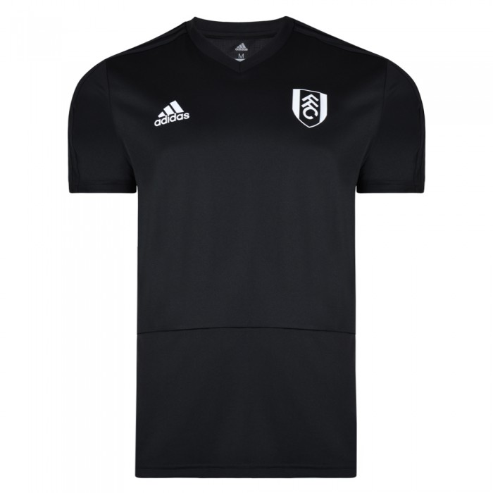 TW18 Fulham Youth Black Training Jersey