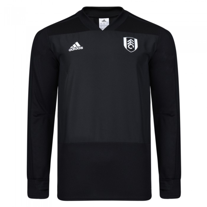 TW18 Mens Black Training Top