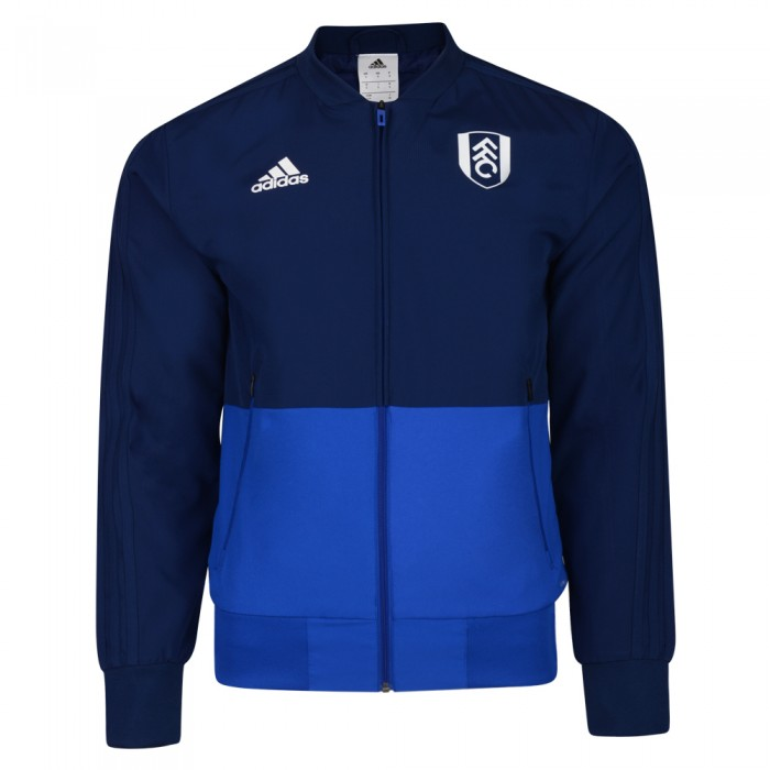 TW18 Mens Blue Presentation Jacket