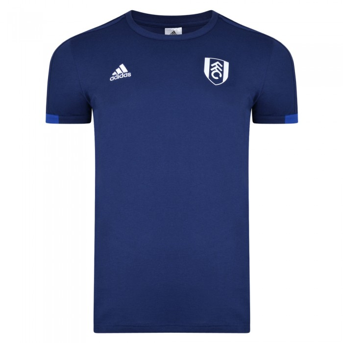 TW18 Fulham Mens Blue Training Tee