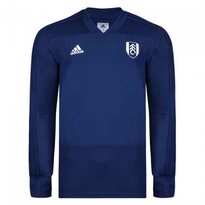 TW18 Fulham Youth Blue Training Top