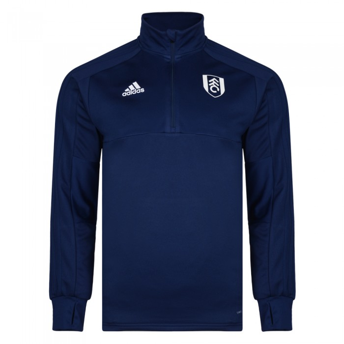 TW18 Fulham Mens Blue Training Top 2