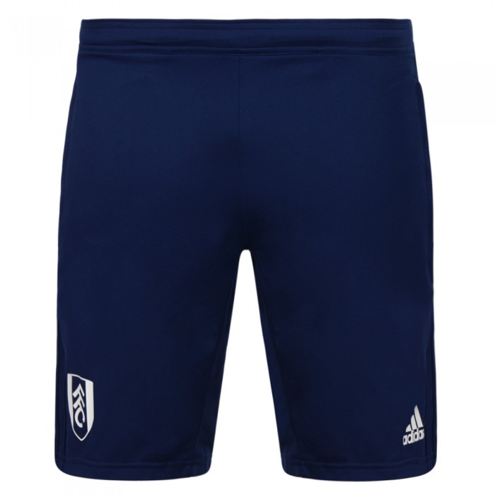 TW18 Fulham Mens Blue Training Shorts