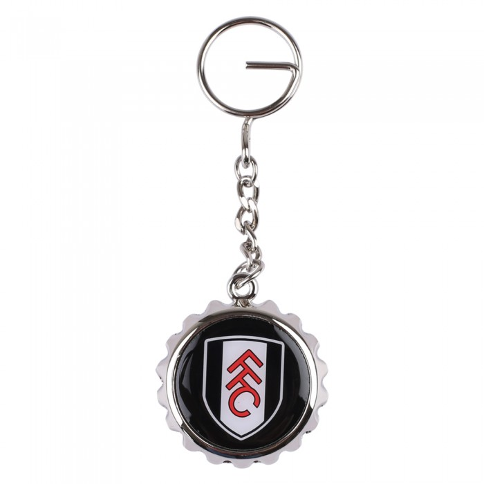 Fulham FC Bottle Top Keyring