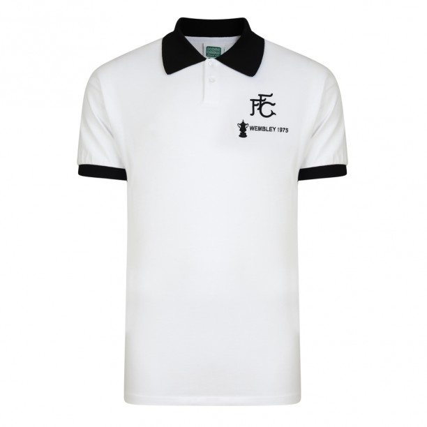 Fulham Football Club 1975 FA Cup Final Retro Shirt