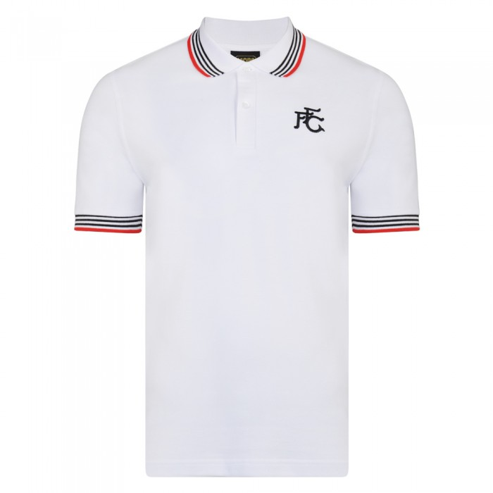 Fulham 1974 Home Polo Shirt