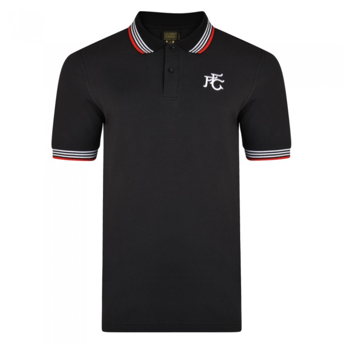 Fulham 1974 Away Polo Shirt