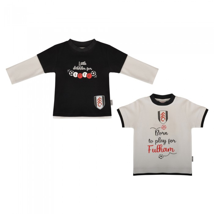 Born to Play 2 Pack Tee set