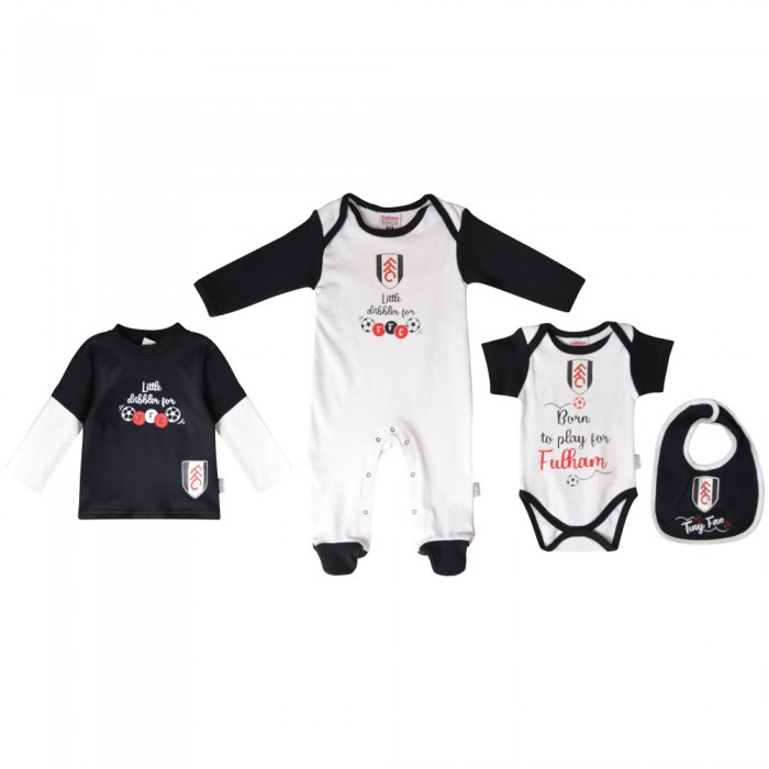 Fulham 4 piece Baby set