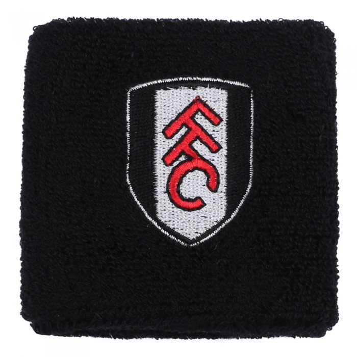 FFC Wristband 2 pack Black/Red