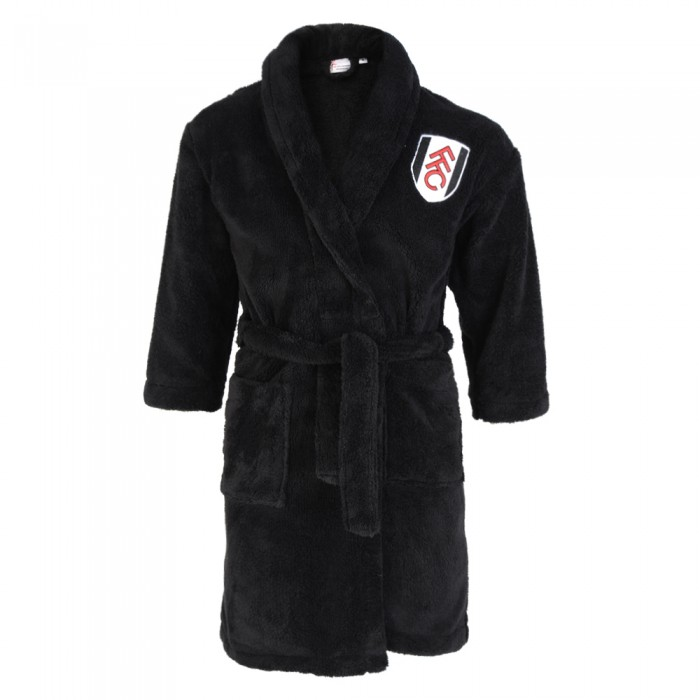 Junior FFC Supersoft Bathrobe