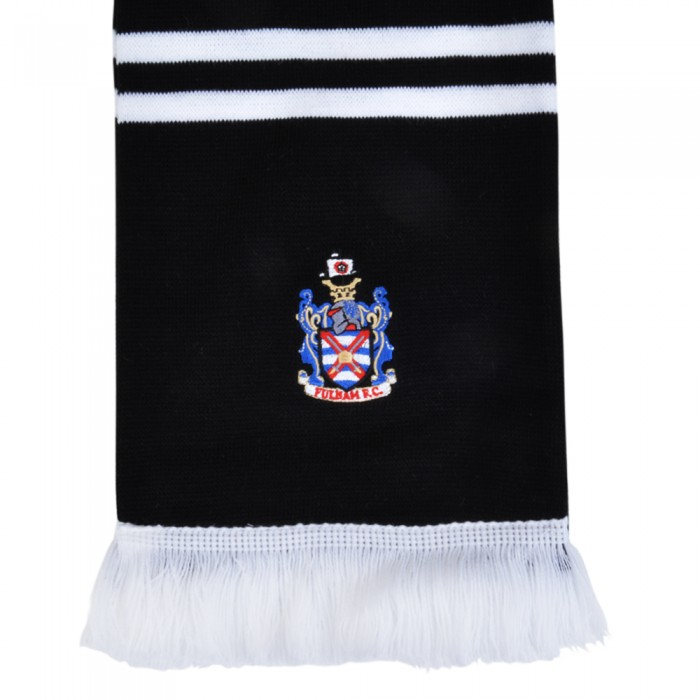 Fulham Retro Bar Scarf