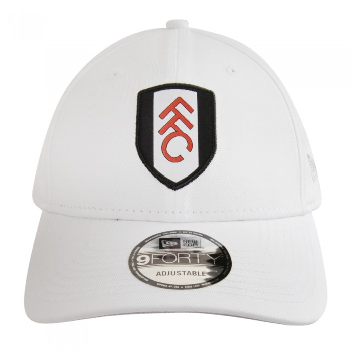 New Era FFC White 940 Cotton Cap