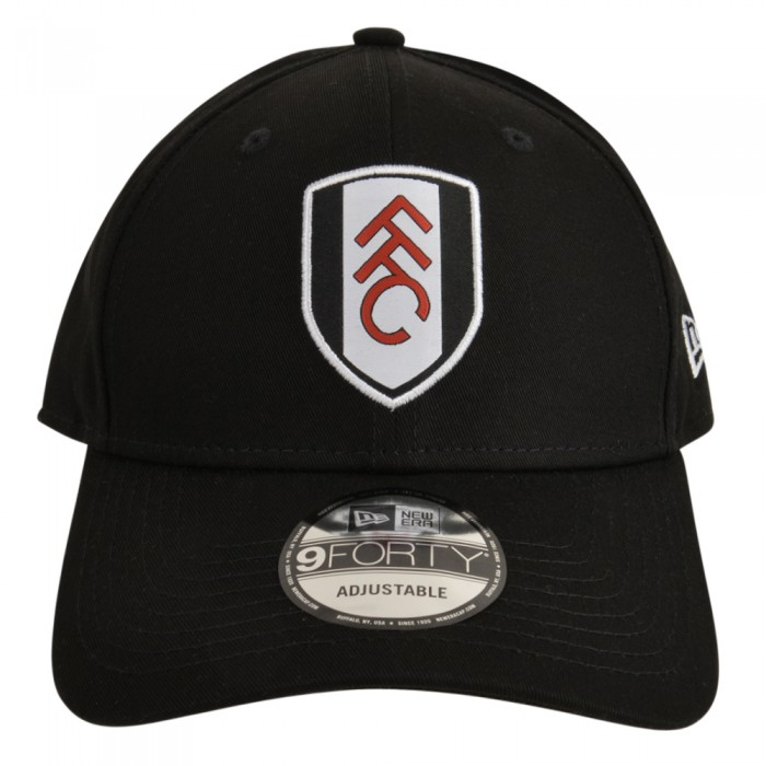 New Era FFC Black 940 Cotton Cap