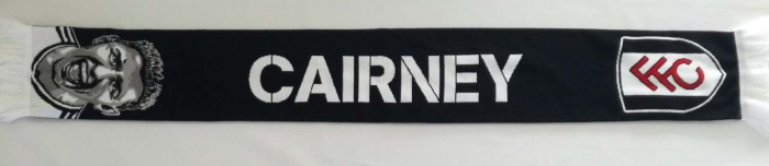 Cairney Scarf Black/White