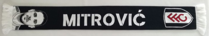 Mitrovic Scarf Black/white