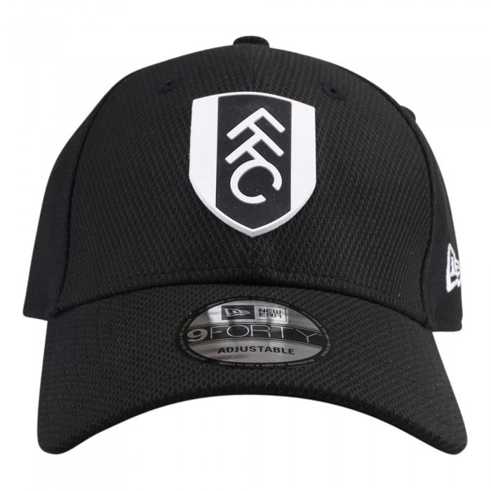 New Era FFC Diamond Era 940 Black Cap