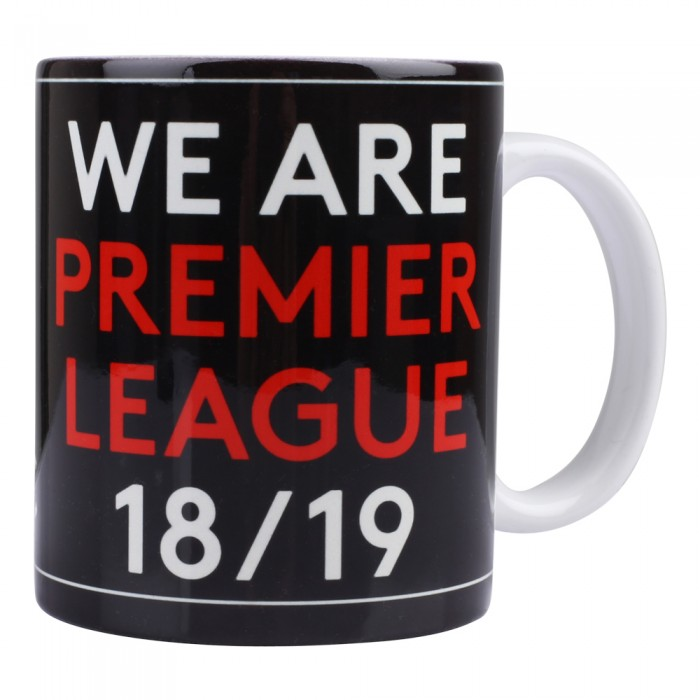 We are Premier League Mug