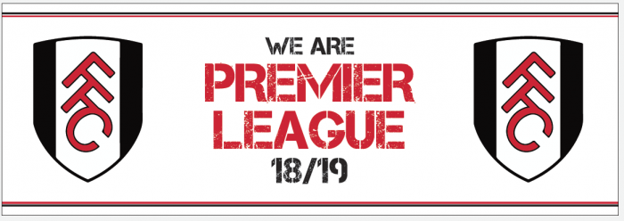 We are Premier League Car Sticker
