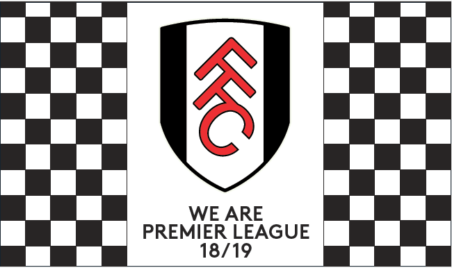 We are Premier League Mega Flag