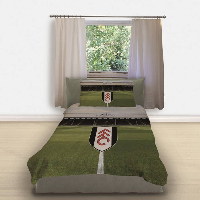 Craven Cottage Stadium Single Duvet