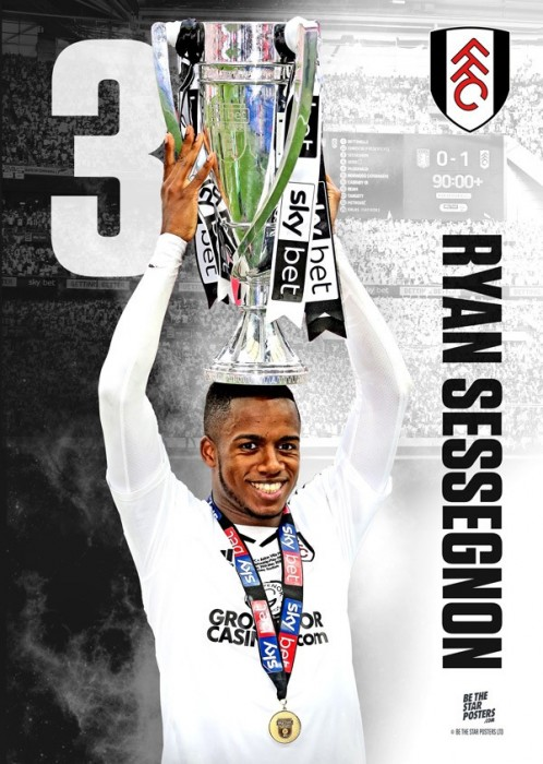 Sessegnon Trophy Lift poster