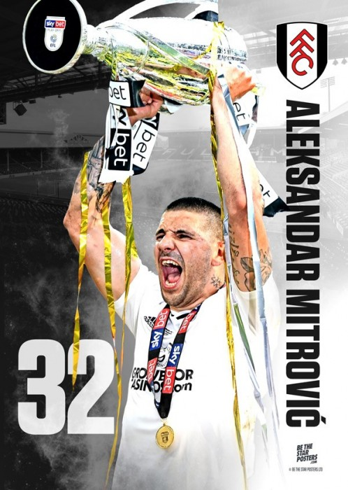 Mitrovic Trophy Lift poster