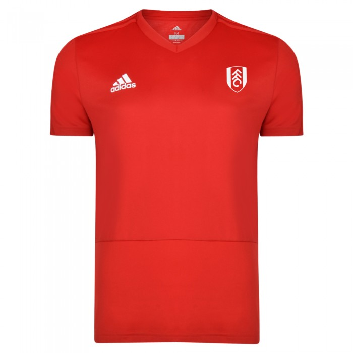 SS19 Mens Red Training Jersey
