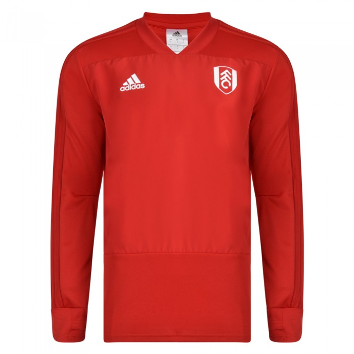 SS19 Mens Red Training Top