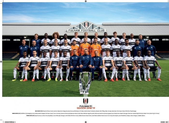 18/19 Squad Poster