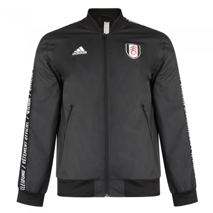 19/20 Season Anthem Jacket Black/White