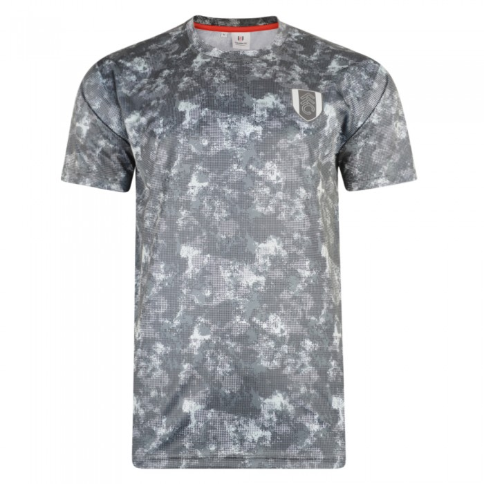 AW19 Sublimated Print Poly T-shirt