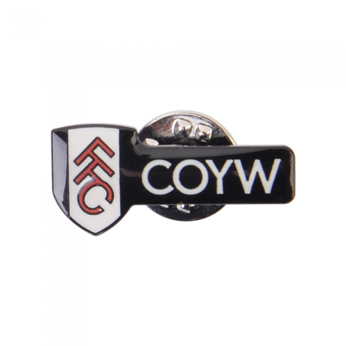 AW19 Come on You Whites Badge