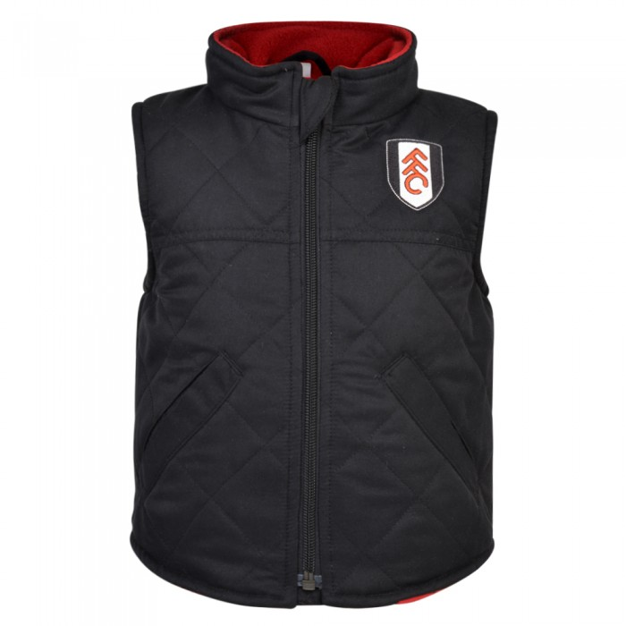 AW19 Quilted Baby Gillet