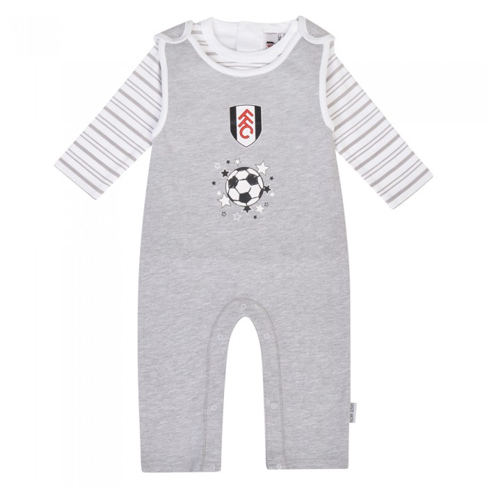 Dungaree and Tee Set