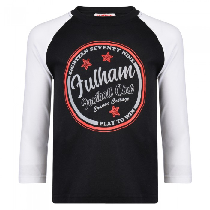 Kids Raglan Sleeve Long sleeve T-shirt