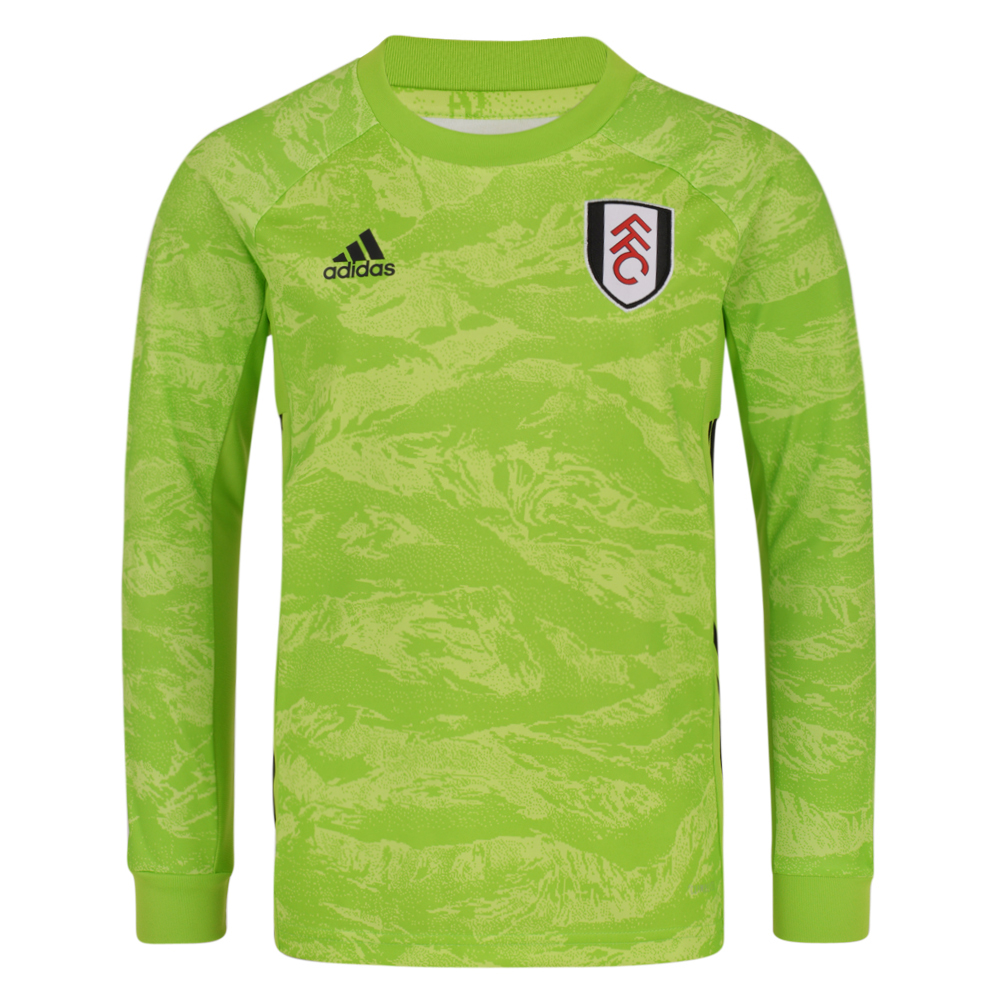 19/20 Fulham Football Club Away GK Shirt Junior